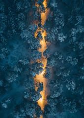 Snowy | Kaunas aerial #351/365