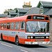 Highland Scottish: N7 (WAS770V) on an Inverness local service