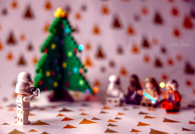 Under the Christmas tree, Canon EOS R, Canon RF24-105mm F4 L IS USM
