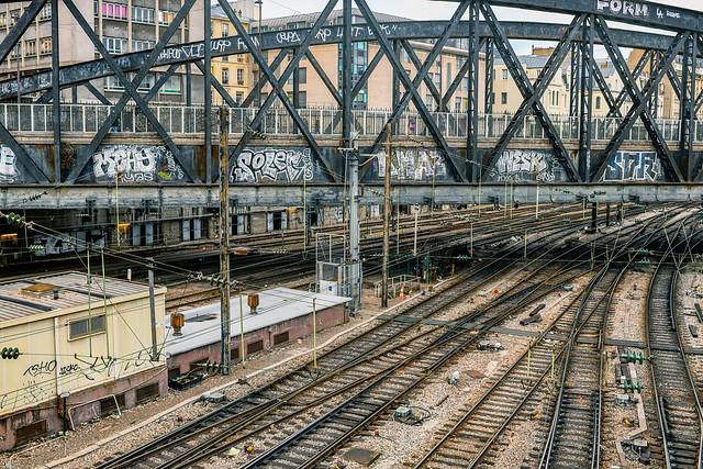 Tracks, Nikon D850, AF-S Nikkor 35mm f/1.4G