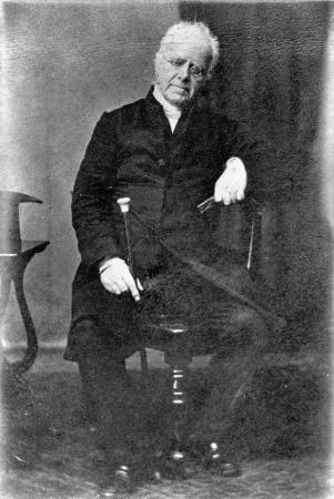Henry Williams, who translated the Treaty into Māori with the help of his son Edward Marsh Williams.