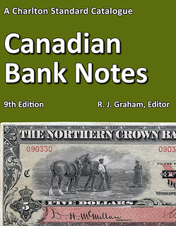 Charlton Canadian bank Notes 9th edition cover