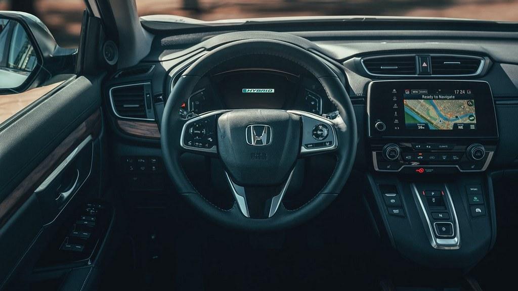 Honda CR-V Hybrid 00004