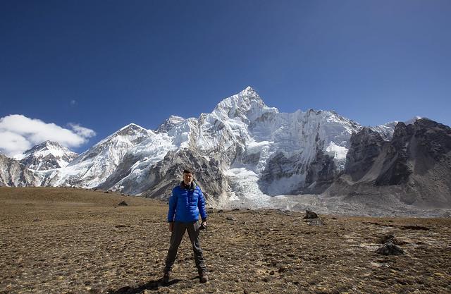 Kala Patthar and  Everest