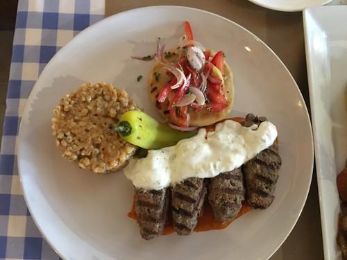 サムイ島 ギリシャ料理レストラン Olive Tree