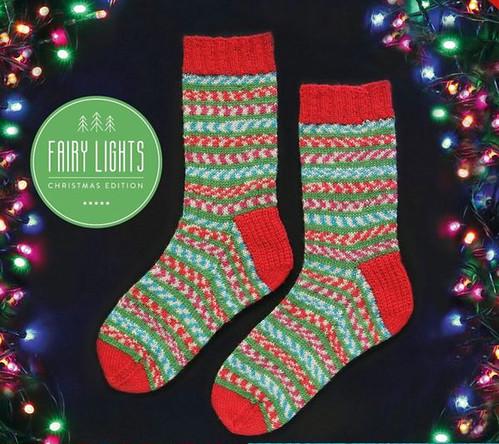 Fairy Lights Socks