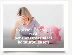 pensionsmissen