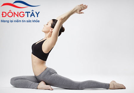 Tập yoga giúp thư giãn tinh thần, cải thiện tuần hoàn máu
