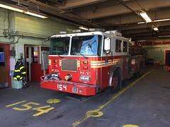 FDNY Engine 154