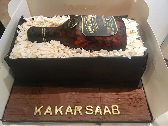 Cake by K's Hot Cakes