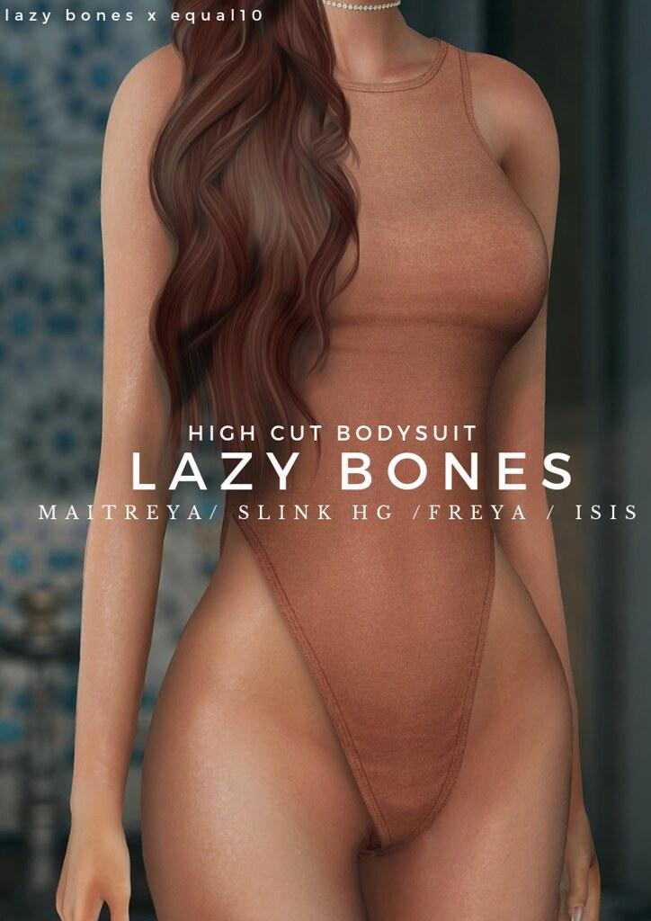 lazy bones x equal10