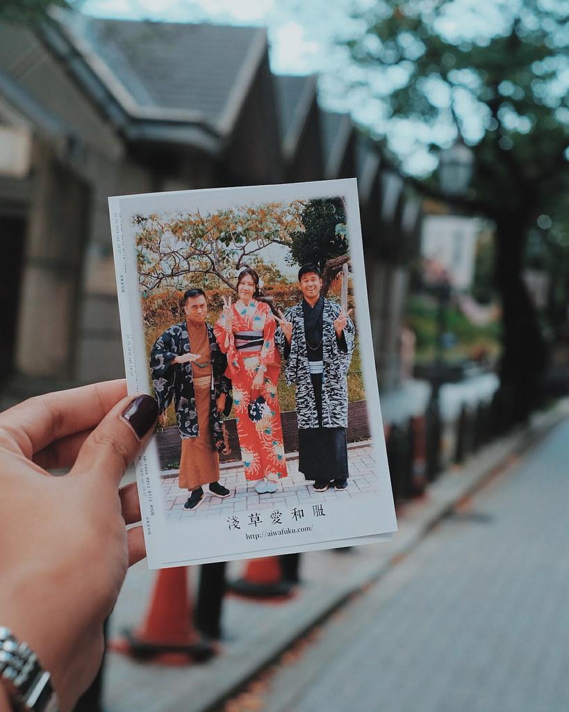 Bucket List: Kimono Experience Japan via Klook  Review