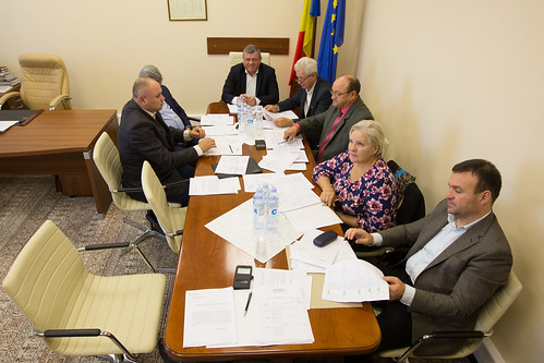 07.11.2018 Ședința Comisiei agricultură şi industrie alimentară