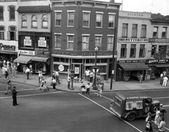 1950 Arthur Weeks Jewelers Grand Re-Opening