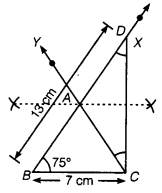 NCERT Solutions for Class 9 Maths Chapter 11 Constructions 14