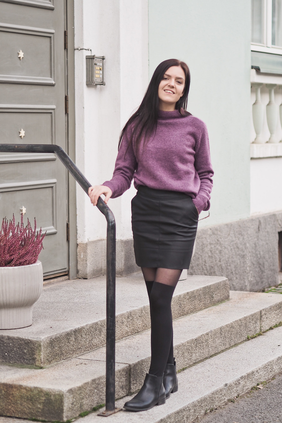 purppura turtleneck