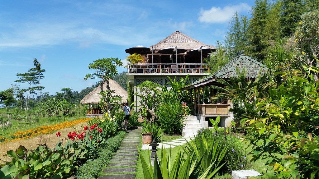 Restauracja Sawah Indah Villa