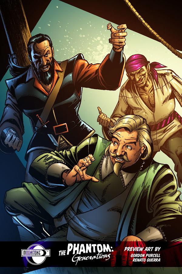 the phantom: generations 7