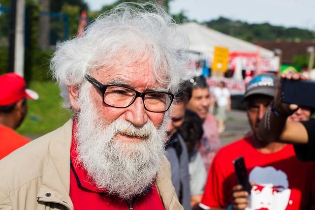 """""""Usam Lula como troféu, para sustentar as mentiras que fizeram"""", diz Boff - Créditos: Foto: Joka Madruga / APT"""