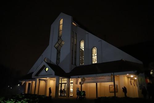 Poświęcenie organów w kościele pw. św. Józefa na os. Kalinowym w Krakowie | Abp Marek Jędraszewski, 25.11.2018