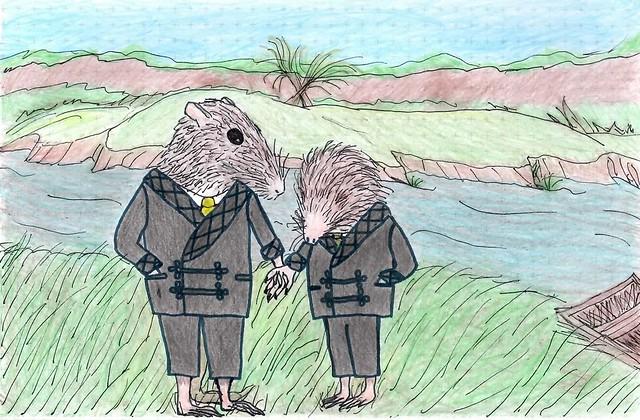 Rat and Mole