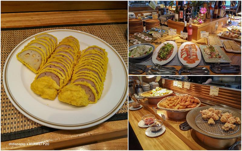 2018 Kumamoto Sakuranobaba Johsaien Lunch Buffet