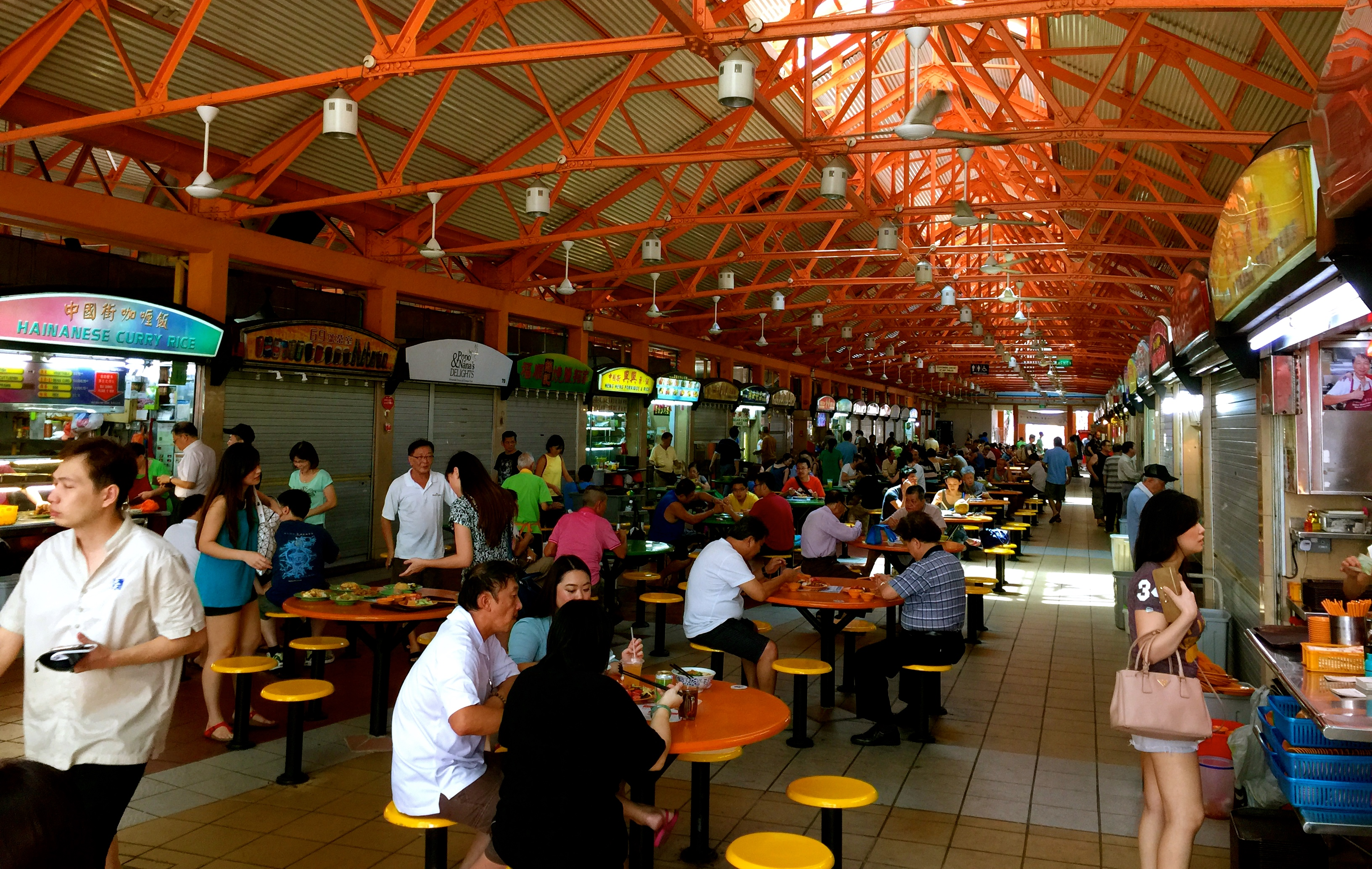 Hawker Market Singapore Traveldaveuk 21