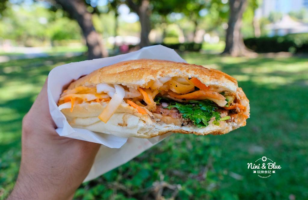 越南法國麵包工藝.第二市場07