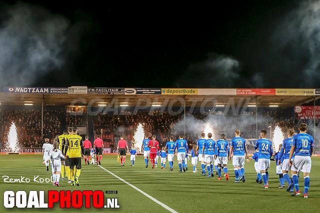 FC Den Bosch - Roda JC 22-12-2018