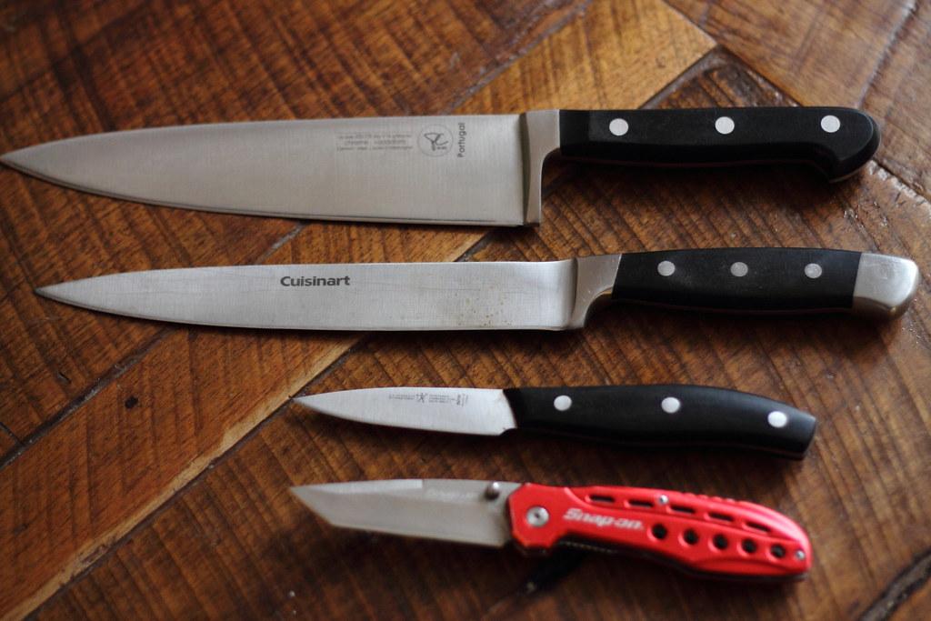 Sharp My Knife 5