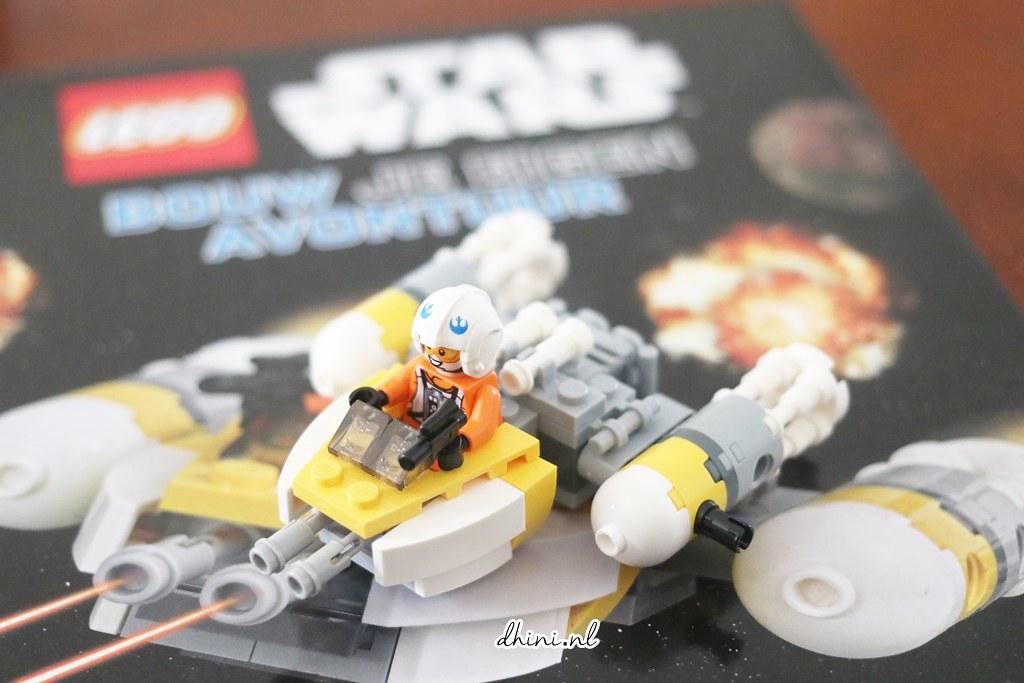 LEGO STAR WARS BOUW JOUW AVONTUUR
