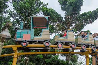 Photo 3 of 4 in the Mini Mine Train gallery