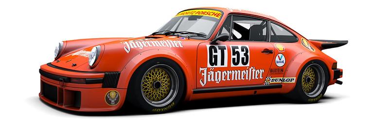 Jagermeister Porsche 934 RSR