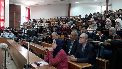 Premier évènement de la maison de l'entrepreneuriat (2018-2019) :L'Université d'été ANSEJ à L'ENST