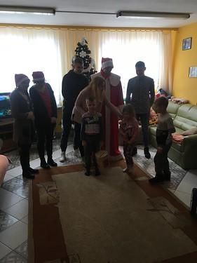 Samorząd Szkolny pomaga - SOW Tyszowce