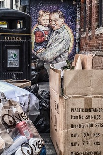 Art and Rubbish - an exercise in perspective