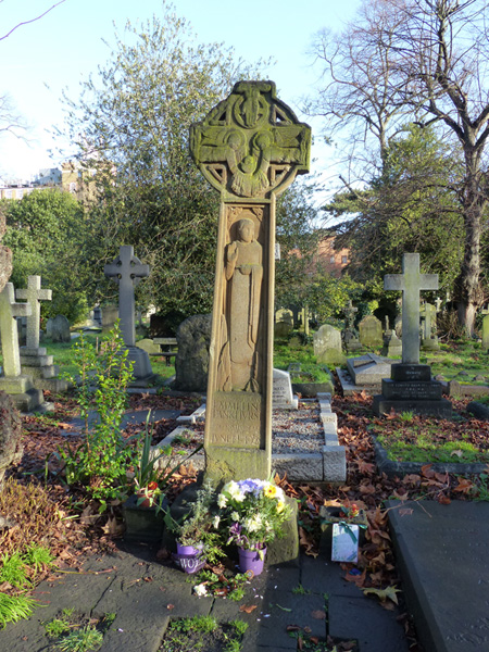 tombe emmeline pankhurst