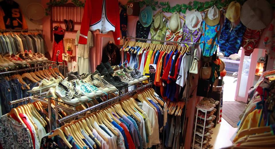 Vintage winkelen in Malasaña, Madrid: Vintage Kilo (foto met dank aan Vintage Kilo) | Mooistestedentrips.nl