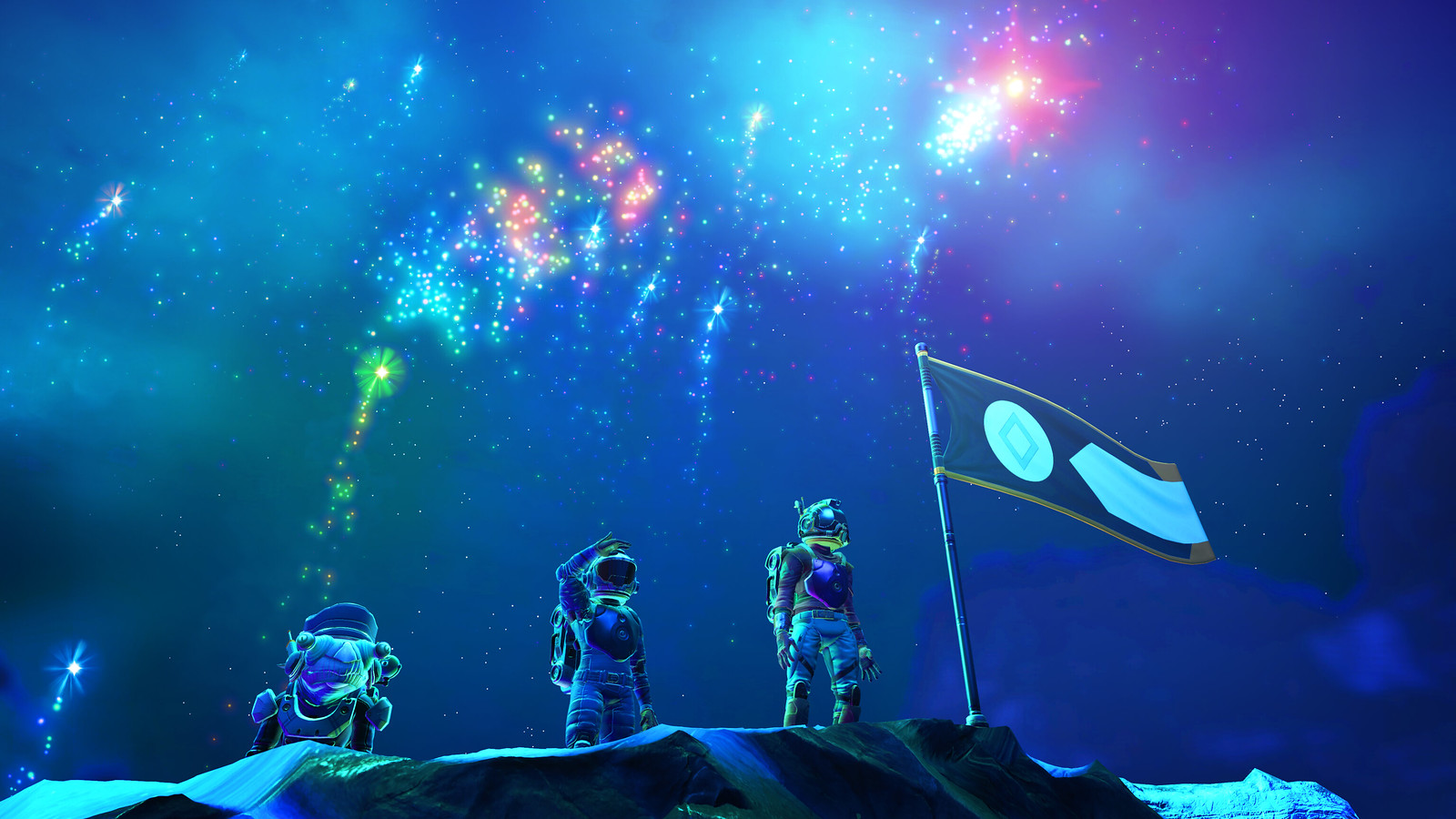 No Man's Sky: Visions