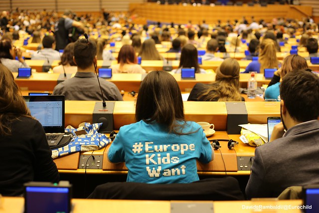 Europe Kids Want: World Children's Day 2018