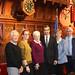 Rep. Zawistowski with Brian & Karen Doyon, Lt. Gov. Nancy Wyman and Suffield Rotary President Dick Kisiel