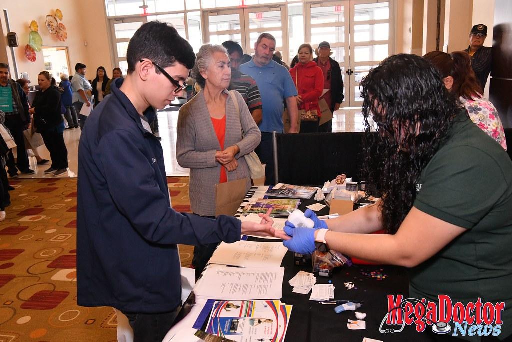 DHR Community Health Fair Jan 19-2019