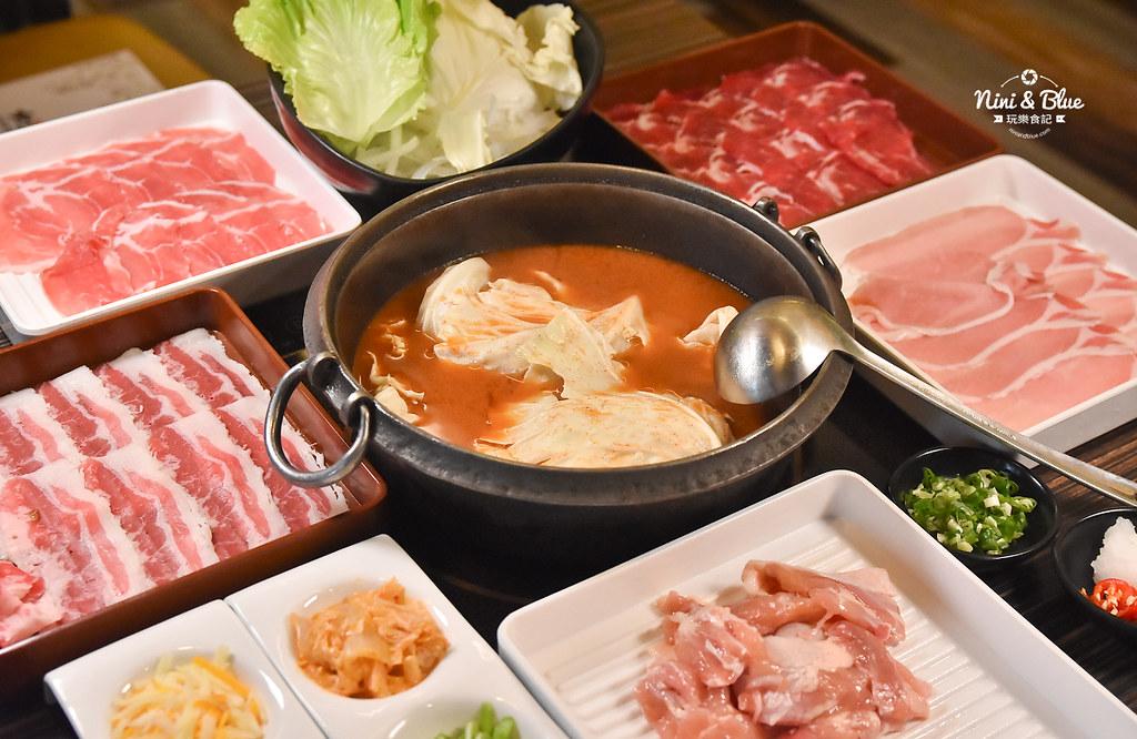 台中壽喜燒 吃到飽 北澤 和牛 公益路34