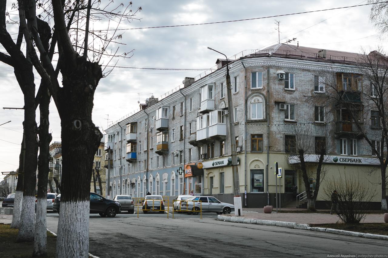 Новокуйбышевск, улица Миронова