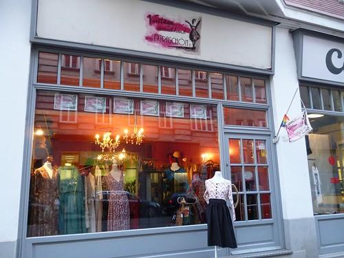 vintage store Vienna