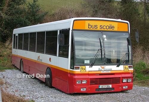 Bus Eireann AD14 (94D3014).