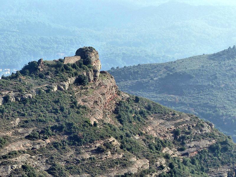 Castell de Pera i Roca Sareny