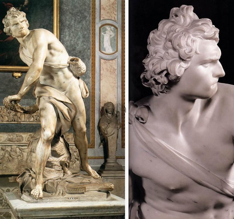 Davi - um personagem e 183 anos de arte