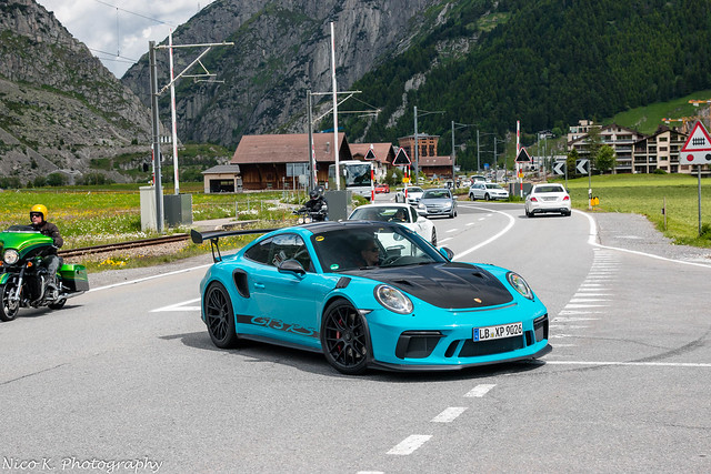 991 GT3 RS MkII