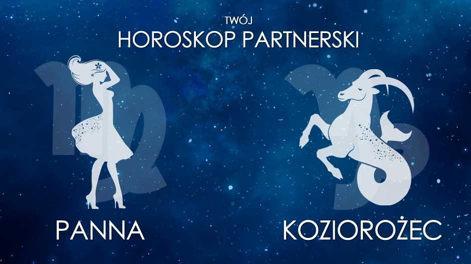 Horoskop partnerski Panna Koziorożec